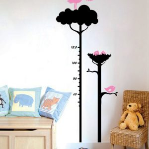 Vinylize Wall Deco - High Trees - Wall Sticker
